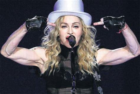 Celeb Photos Taylor Serving Madonna Arms Classic Atrl