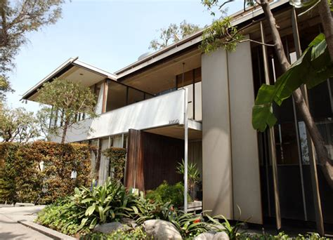 Cal Poly Pomona Floor Plans by Neutra House Receives Grant For Renovations Polycentric