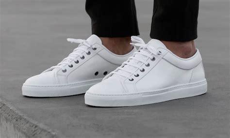 quelle est la sneaker parfaite pour 2016 gentleman moderne