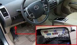 Toyota Prius  Xw20  2004