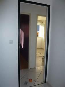 peinture des encadrement de porte la construction de With finition encadrement de porte