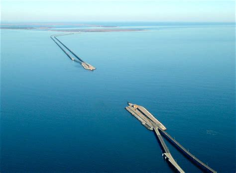 The Chesapeake Bay Bridge-tunnel Is An 'engineering Wonder