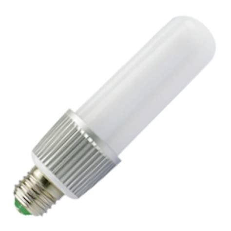 hylite 77047 hl ob 7w e26 27k led pin base cfl