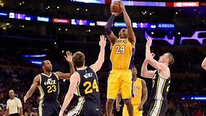 NBA April 13 Kobe Bryant Final Game BASUCO
