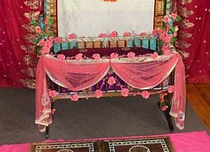 DIY: Easy & Cute Cradle Decoration - Naming Ceremony - YouTube