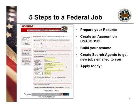 Usajobs Resume Builder Tutorial by Usajobs Pursuing Employment Opportunities In The Federal Governm