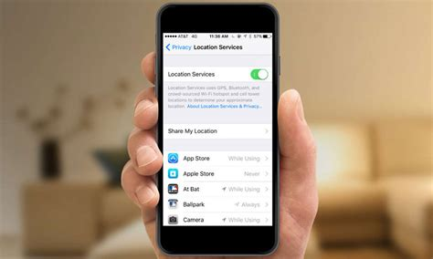 where is location services on iphone 5 how to turn your iphone s location services