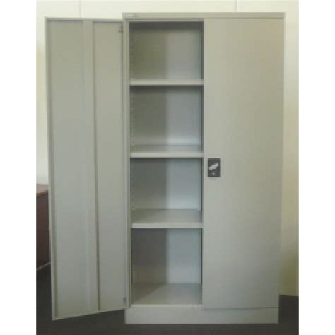 Stationary Cupboard by Spacewise Steel Stationery Cupboard Office Cabinets