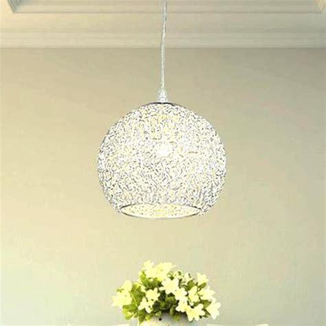 bola redonda moderna lampara colgante creativo colgante