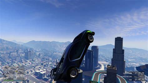 Gta 5 City Skyline ( Ps4 ) Youtube