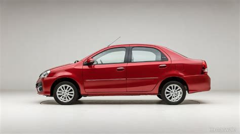 Toyota Platinum Etios Photo, Left Side View Image