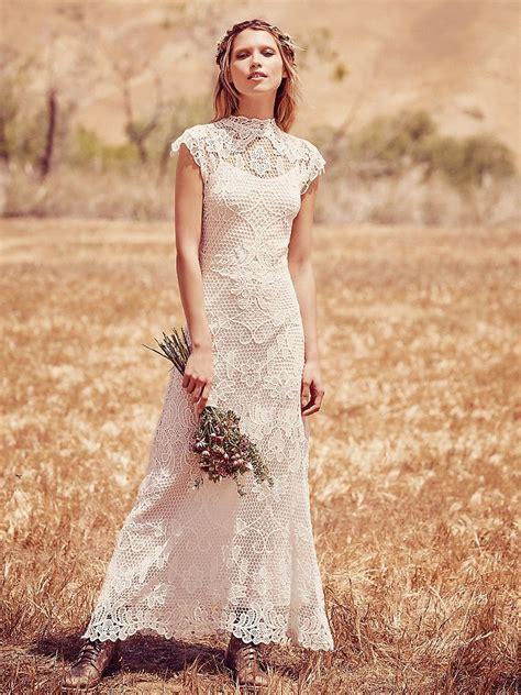 Boho Chic Wedding Dresses For Summer 2018   FashionGum.com