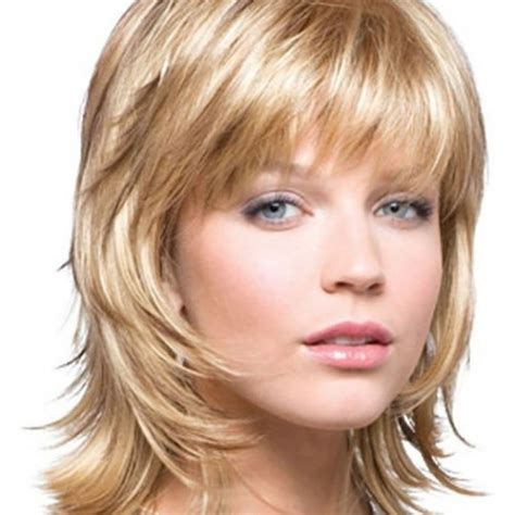 HD wallpapers hairstyle for medium hair 2017