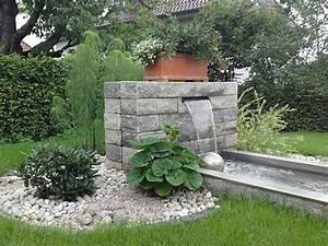Gartenteich Ideen Bilder : gartenteich bachlauf teichgestaltung teich im garten ~ Lizthompson.info Haus und Dekorationen