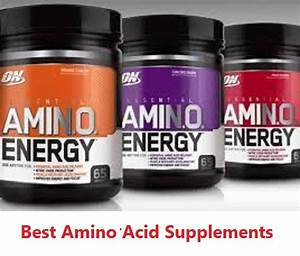 Top 10 Best Amino Acid Supplements In 2020 With Complete