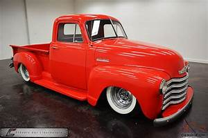 1952 Chevrolet 3100 Pickup Air Ride 250 Inline 6 Th350