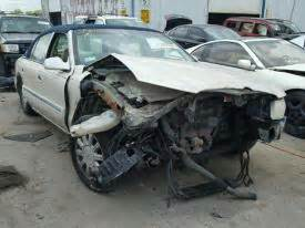 salvage lincoln continental cars for sale and auction