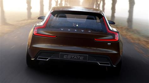 volvo cars news volvo estate concept leaked   debut