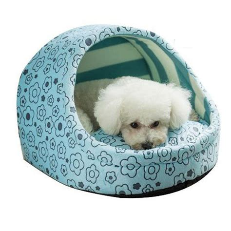 cute dog bed  small dogs cat bed house princess pet