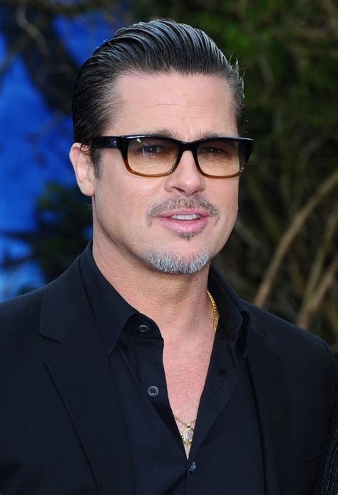 brad pitt wears gucci  maleficent reception