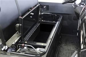 Pro Armor Kawasaki Mule Fxt Under Seat Lockable Storage