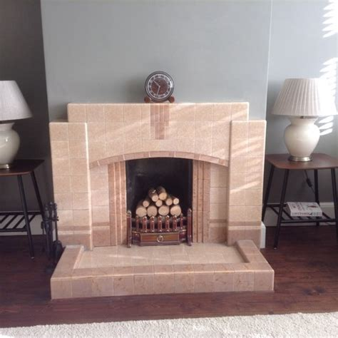 Tiles For Kitchens Ideas - 1930 39 s fireplaces keep or replace