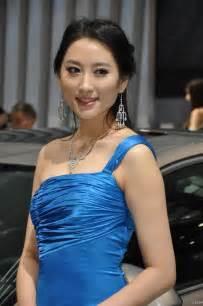photo album 深圳车展贵气美女图片 易车网bitauto