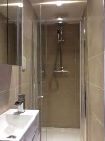 fresh ensuite plans for small spaces the en suite shower room is fully tiled in