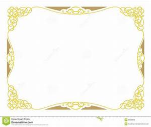 Home Design: Certificate Design A Ornamental Royalty Free ...