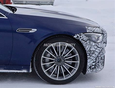Mercedes claims the gt 43 will reach 60 mph from rest in just 4.8 seconds. 2021 Mercedes-AMG GT 73 EQ Performance 4-Door Coupe spy shots