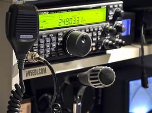Kenwood Mc-60a Vs Ts- 590 Original Mic