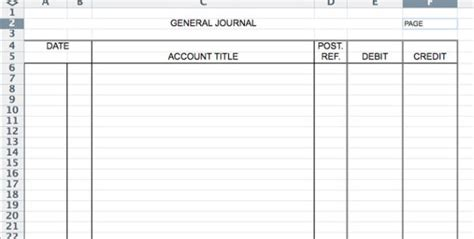 entry journal template accounting journal template spreadsheet templates for business accounting spreadshee accounting
