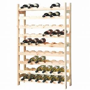 Etagere A Bouteille : etag re vin 54 bouteilles ~ Farleysfitness.com Idées de Décoration
