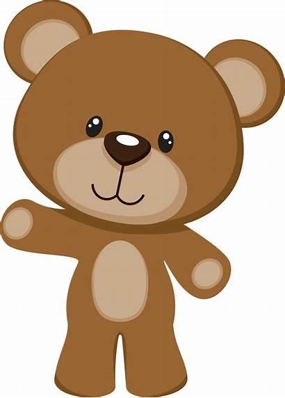 Bear Teddy Brown Clipart Transparent Clip Shower
