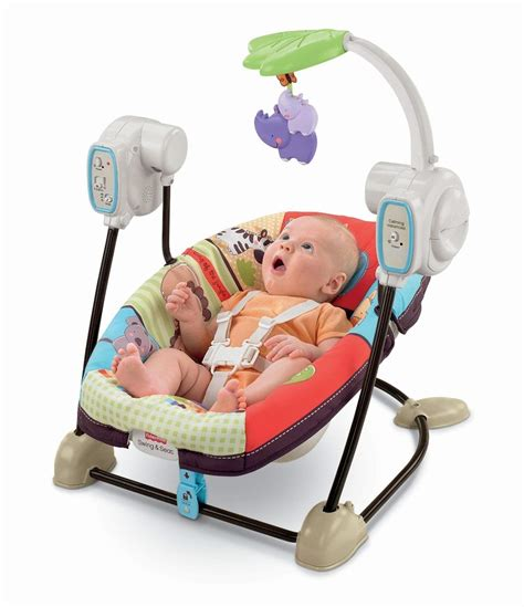 Infant Swing by Fisher Price Cradle N Swing Baby Gear And Accessories