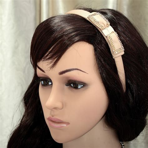 rhinestone hair band original size of image 604705 favim