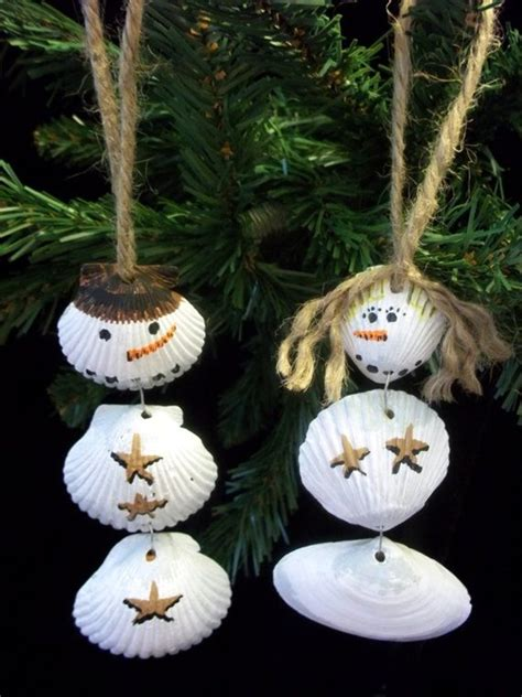 christmas crafts with shells 40 beautiful and magical sea shell craft ideas bored