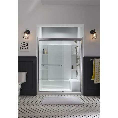 clear glass frameless sliding bathroom shower doors shop