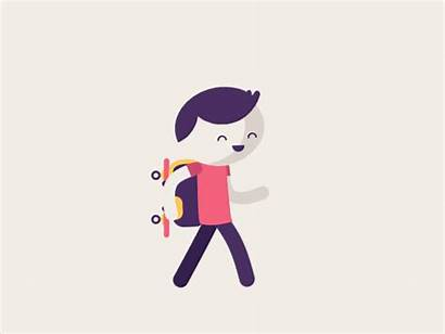 Easy Animated Advantage Dribbble Motion End Bootstrap