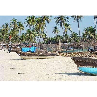 Photo Gallery of Colva Beach Goa- Explore Goa