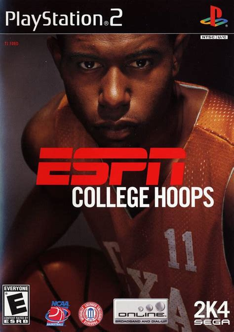 espn college hoops  sony playstation  game