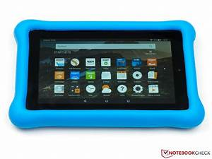 Test Amazon Fire Kids Edition Late 2015 Tablet