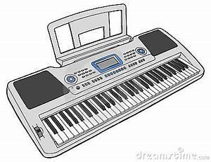 Keyboard cliparts