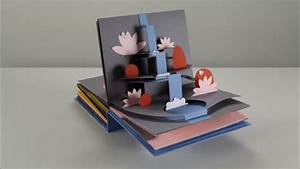 the popular edge pop up and book arts news a web site With revolution the lifecycle of water told in a stop motion pop up book