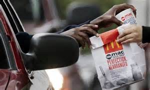 Blind Louisiana man sues McDonald's over car-only drive ...