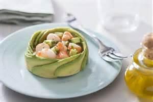 comment cuisiner les petit pois recette en vidéo salade d 39 avocat et crevettes