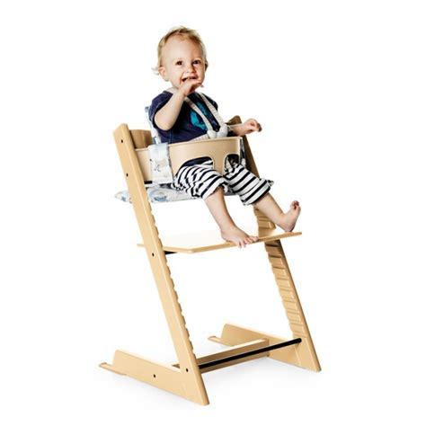 Trip Trap Hochstuhl by Tripp Trapp Convertible High Chair Grows With Your Child
