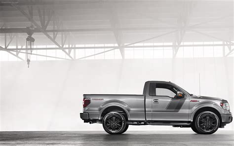 Ford F-150 Tremor 2014 Widescreen Exotic Car Wallpaper #03
