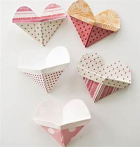 ORIGAMI HEART POCKET NECKLACES WITH VIDEO