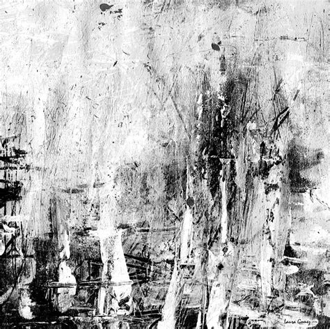 Abstract Paintings Black And White by Memories Black And White Abstract By Gomez